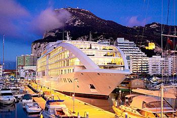 Sunborn Hotel Gibraltar