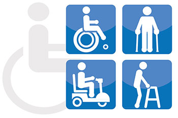 Disabilty facilities at Gibraltar airport