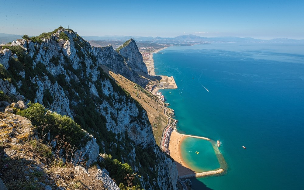 History and tourism in Gibraltar