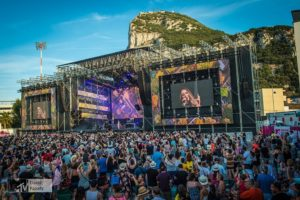 MTV Calling Gibraltar